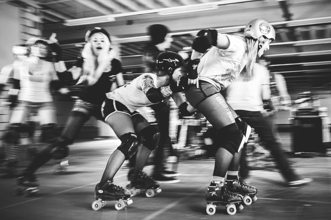 Sucker Punch Roller Derby | © Juliane Schütz