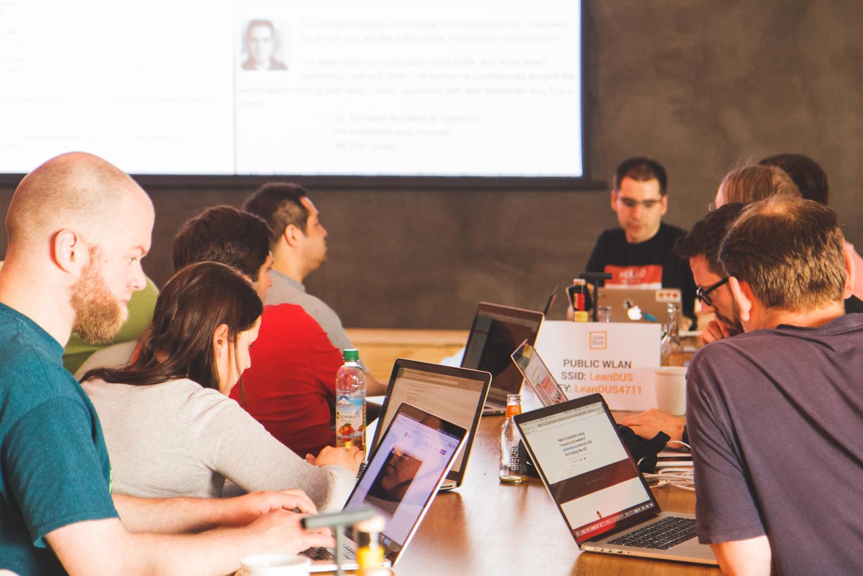 IndieWebCamp Düsseldorf, © Juliane Schütz | tollwerk GmbH
