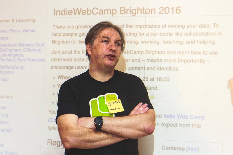IndieWebCamp Brighton, © Juliane Schütz | tollwerk GmbH