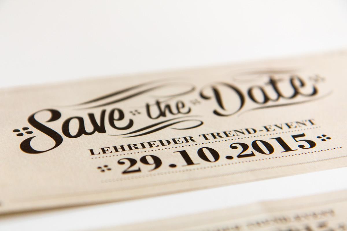 "Event Branding for ""Trend Event by Lehrieder"" | tollwerk GmbH"