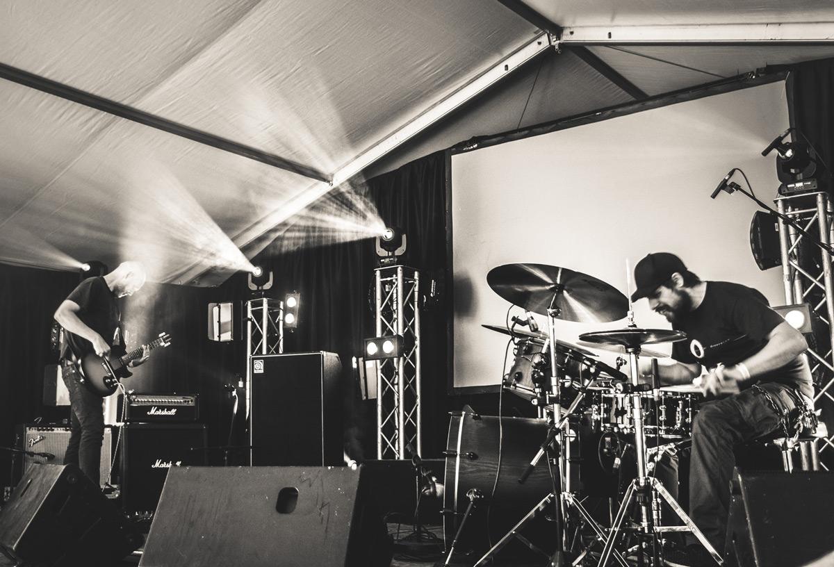 The Void Of Expansion @Dunk! Festival | © Juliane Schütz