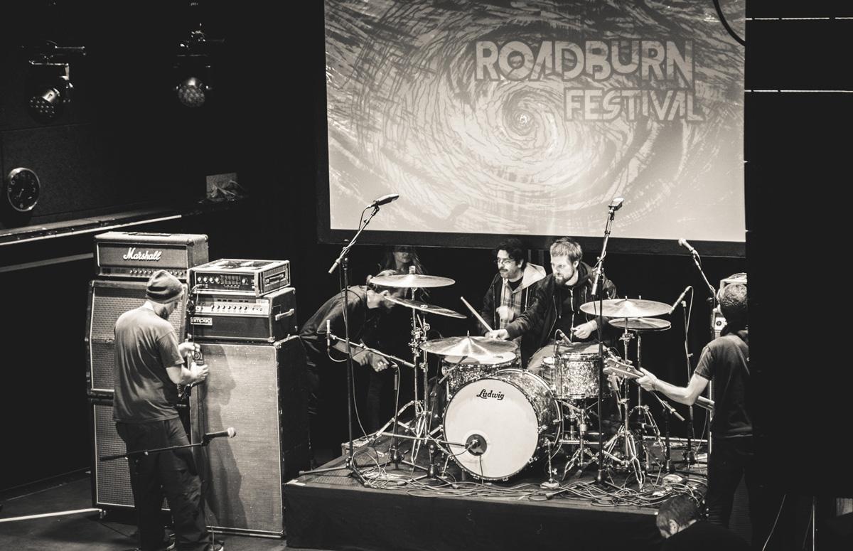 Zu @ Roadburn Festival 2017 | © Juliane Schütz