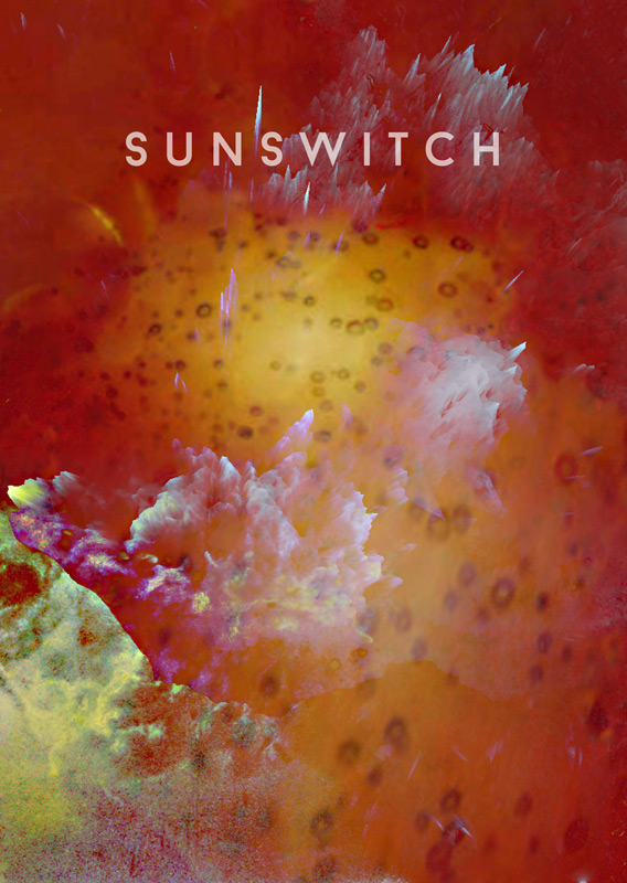 Sunswitch tour poster | © Juliane Schütz