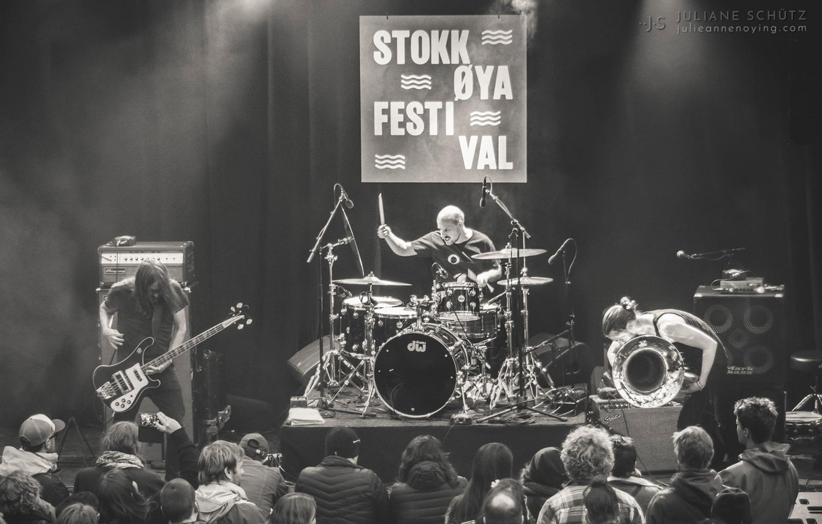 Sunswitch @ Stokkøya Festival