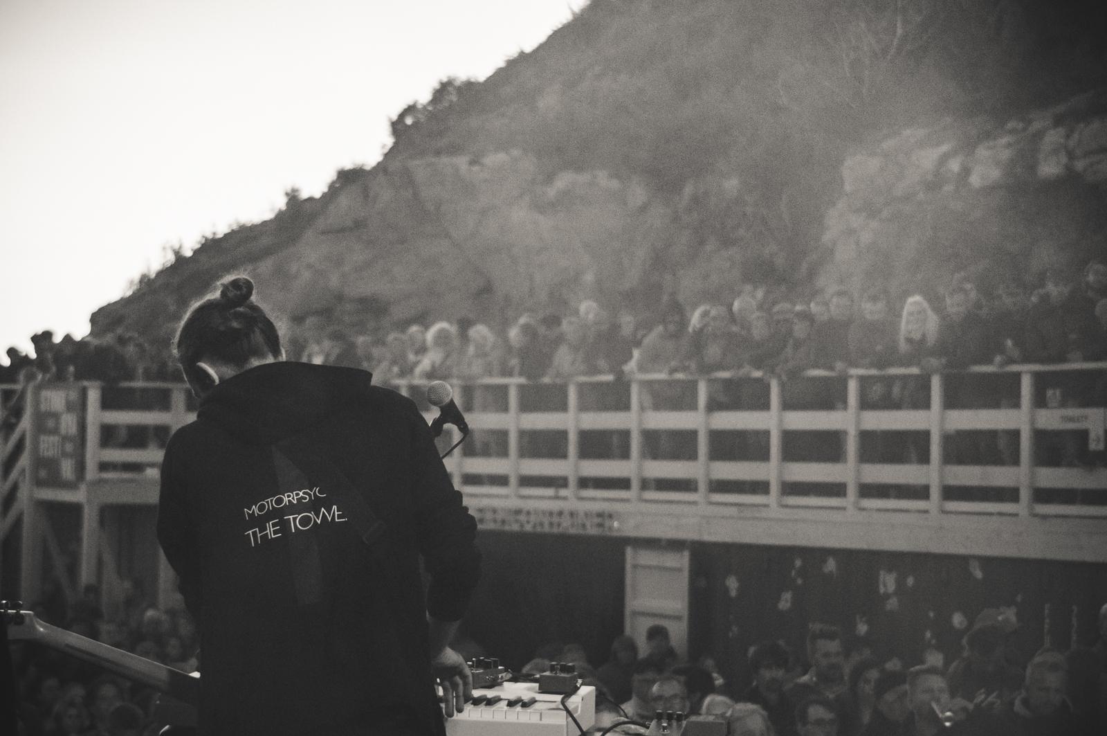 Motorpsycho & Kristoffer Lo @ Stokkøya Festival | © Juliane Schütz