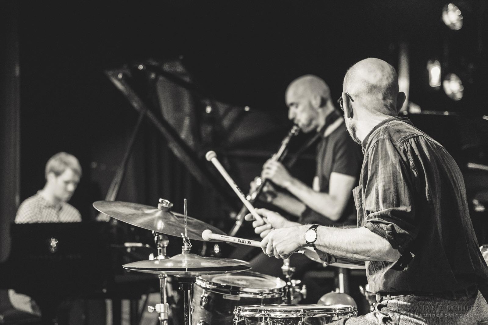 Oscar Grönberg Trio