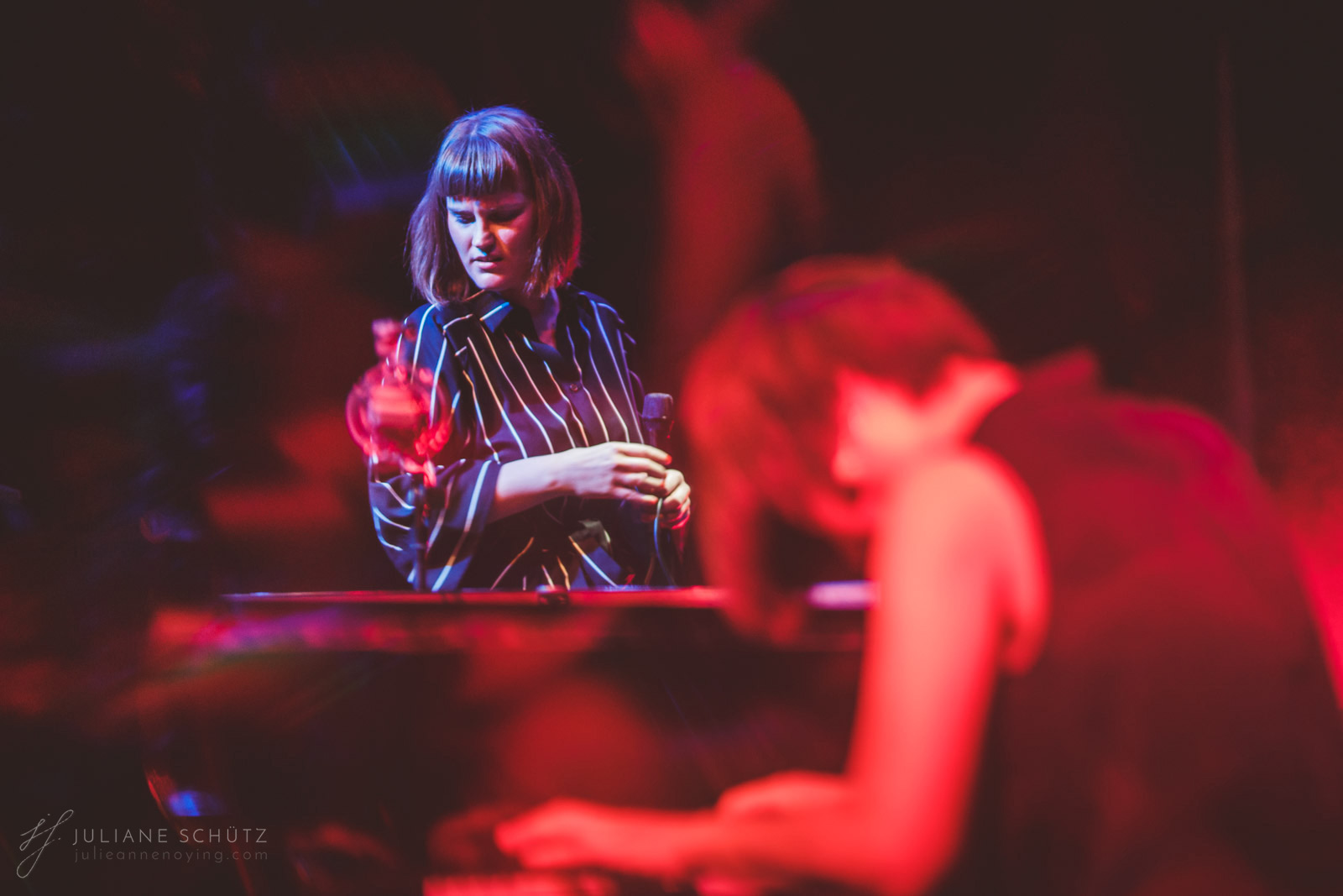 Reiko Okuda + Hanna Schörken @ A L'ARME 2019 | © Juliane Schütz
