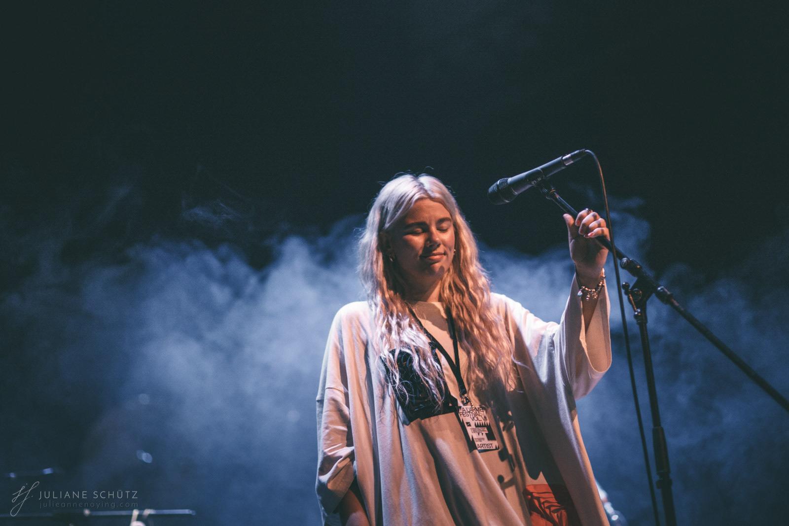 Natalie Sandtorv @ A L'ARME 2019 | © Juliane Schütz