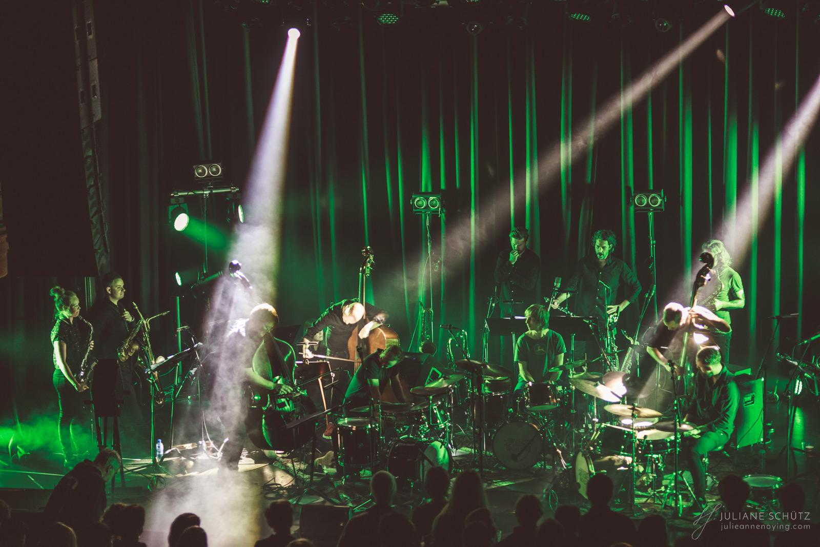 Gard Nilssen's Supersonic Orchestra | © Juliane Schütz