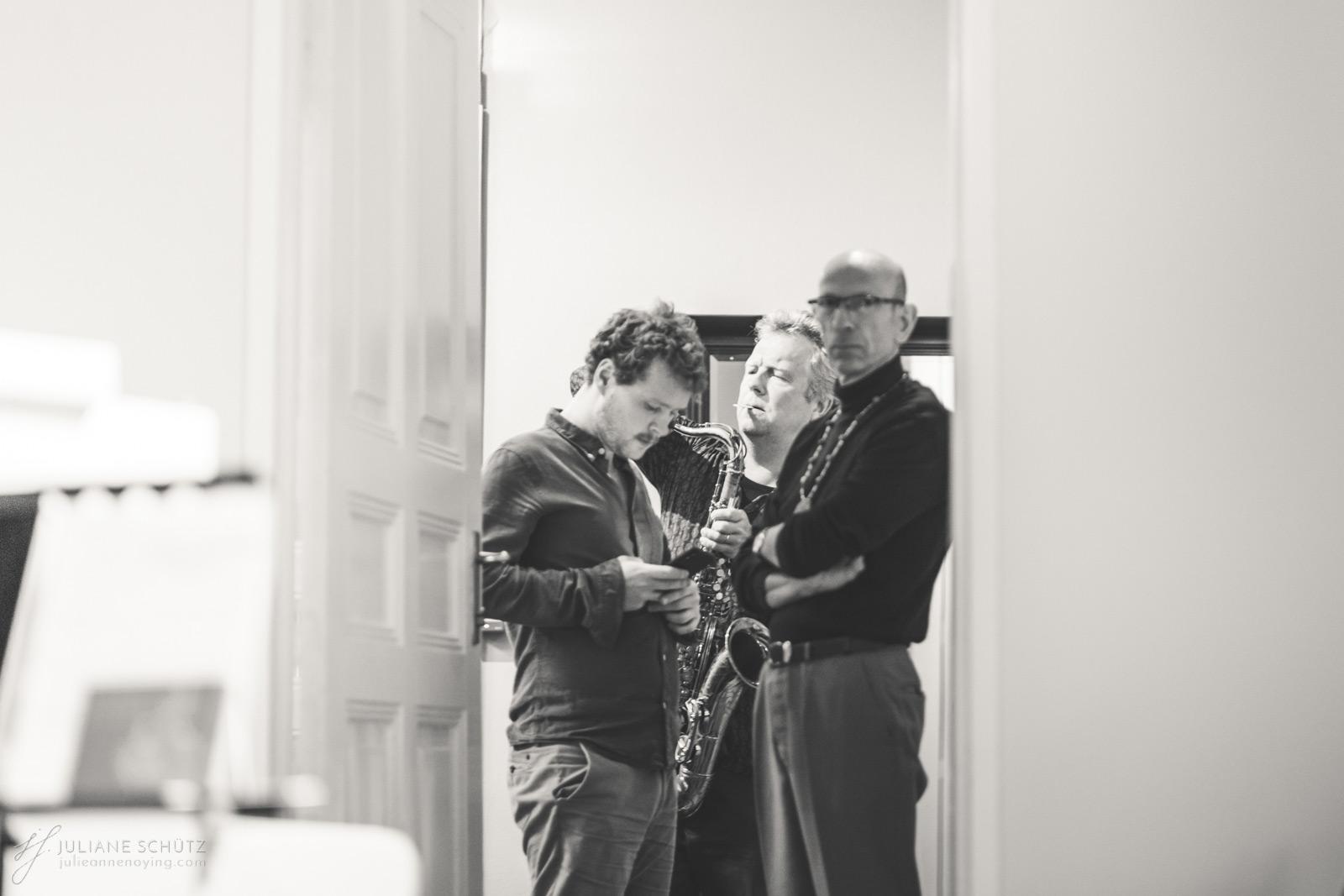 Bjørn Marius Hegge Trio & Fredrik Ljungkvist | © Juliane Schütz